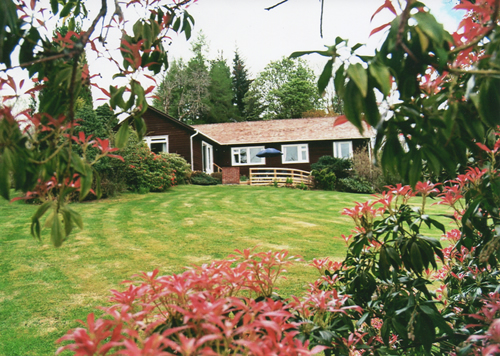 Ardabhaigh self catering Loch Awe Scotland